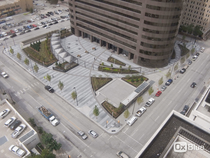 Tulsa OK - ONEOK Plaza