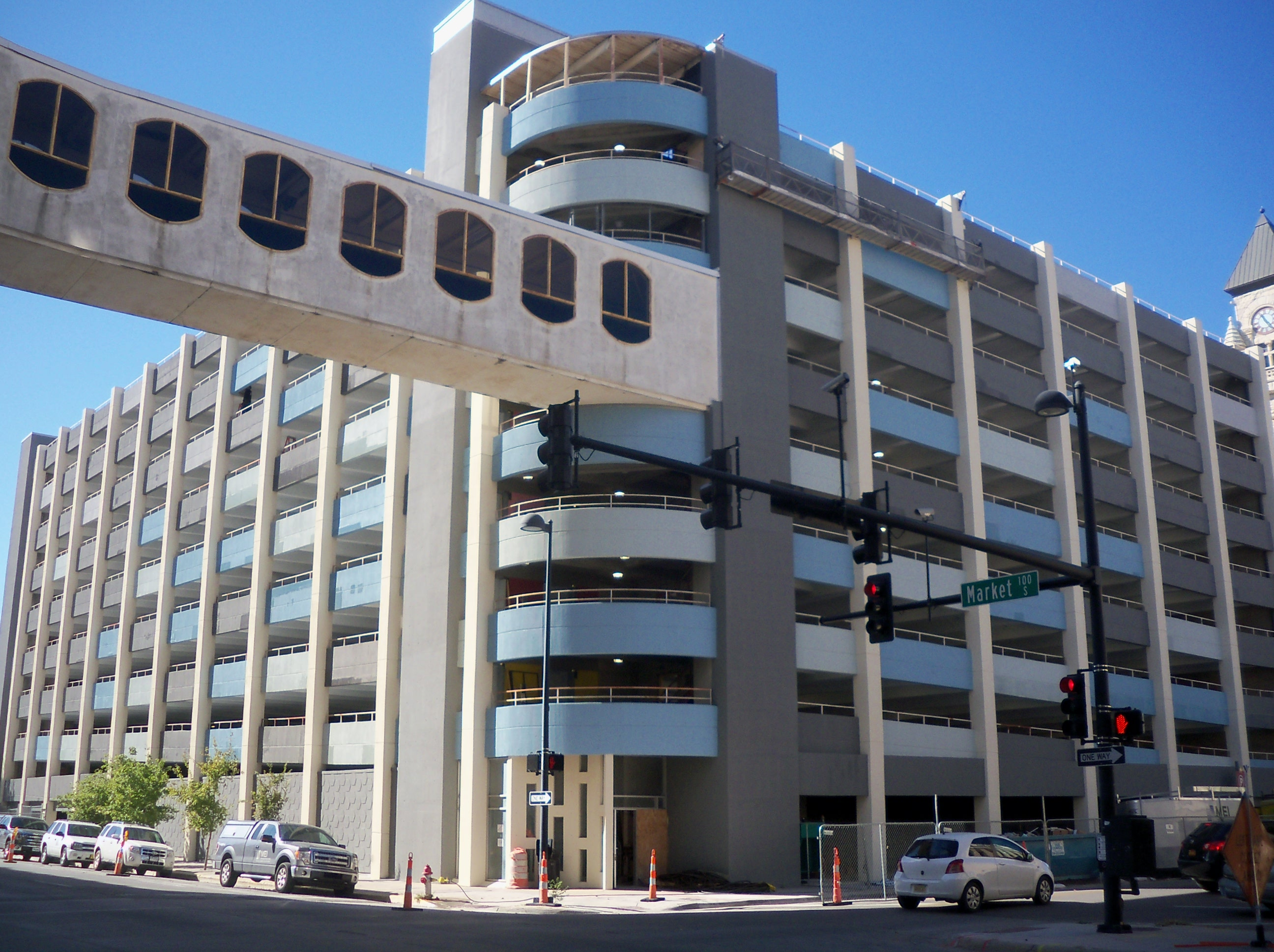 Wichita KS - Market Street Parking Garage