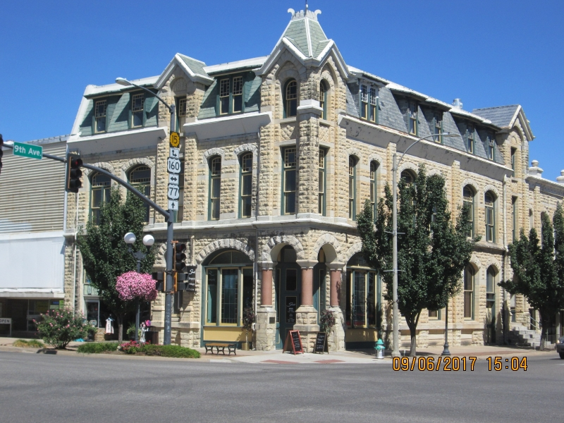 Winfield KS - Cowley County Bank Building